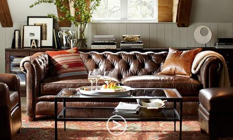 Comprar  un sofá Chesterfield de 3 plazas?